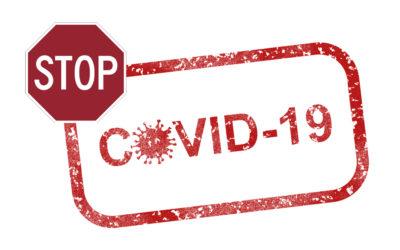 COVID-19 – Consignes sanitaires à notre clientèle